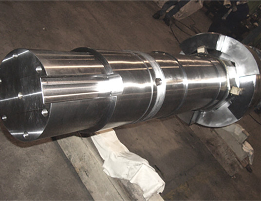 Shaft with couplings 1