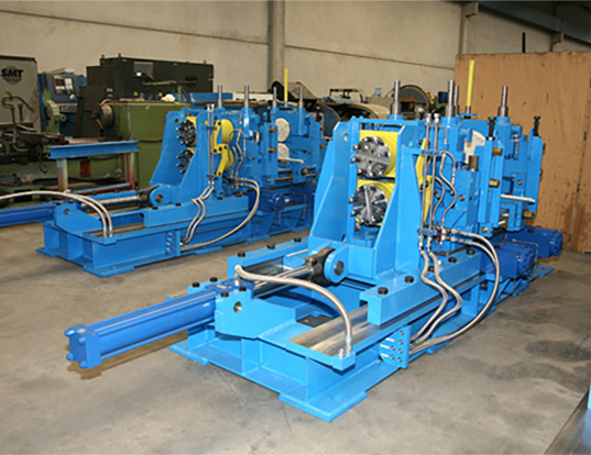 Wire Rolling Mill Stands