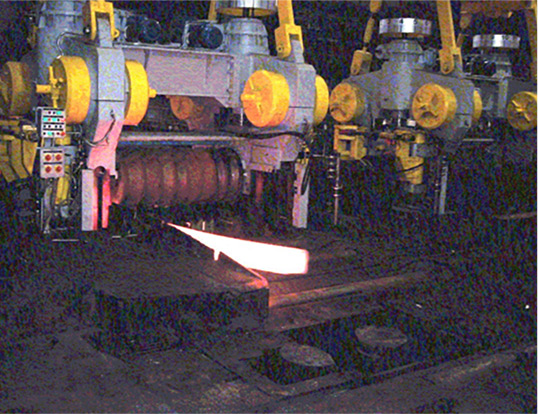 Rail Rolling Mill Stands
