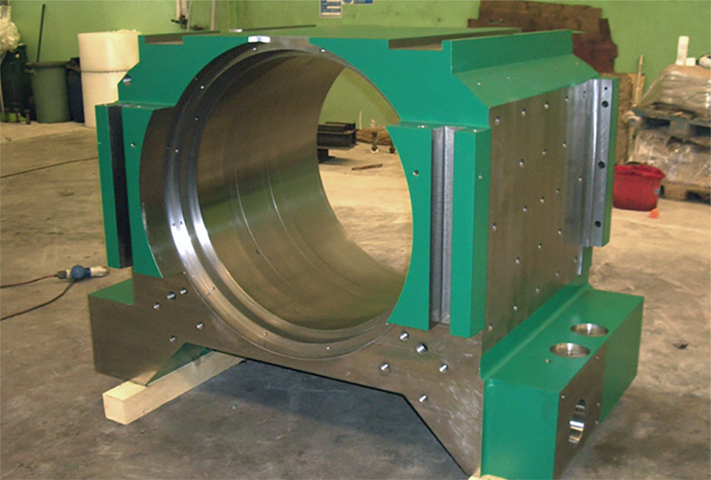 Rolling Mill Chocks 4
